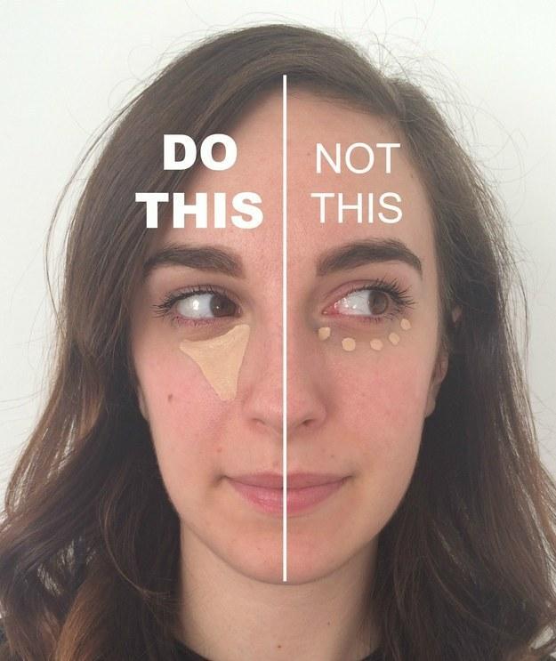 Μυστικά μακιγιάζ για κορίτσια που βαριούνται