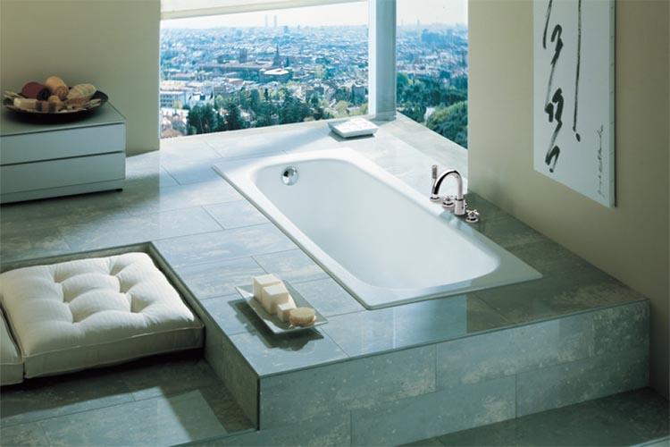 Πώς θα ξεβουλώσετε τη μπανιέρα σας;