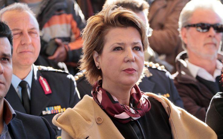 Γεροβασίλη: Τραμπουκισμός συνδικαλιστών στο υπουργείο Εργασίας