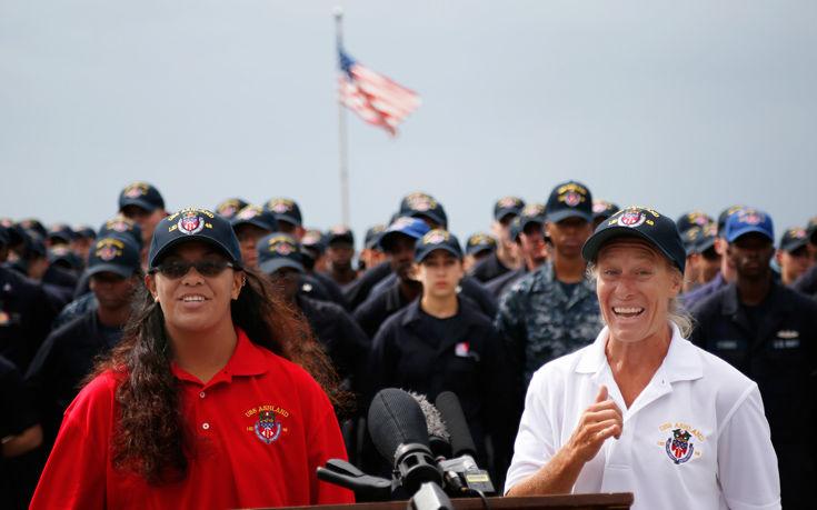 Κάτι δεν πάει καλά με την ιστορία των γυναικών που χάθηκαν στον ωκεανό