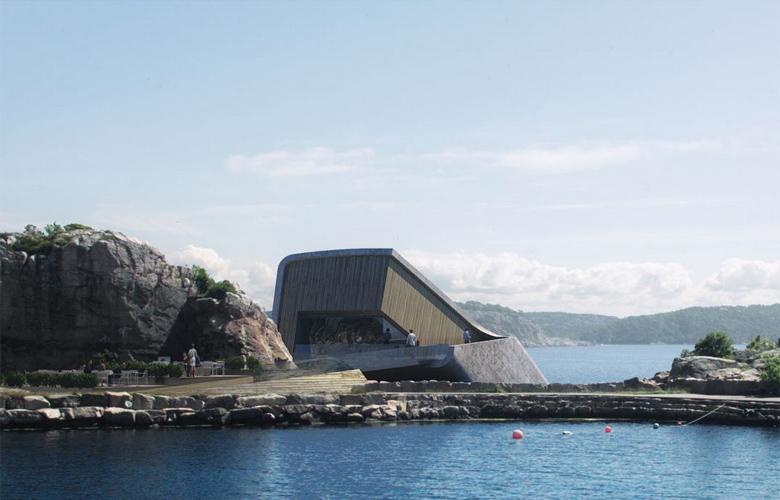 Αυτό είναι το πρώτο υποβρύχιο εστιατόριο στην Ευρώπη