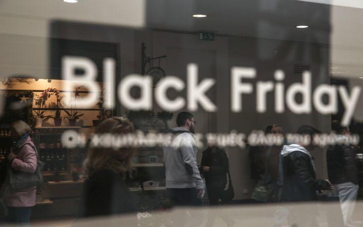 Η Black Friday δεν ωφέλησε τα μικρά καταστήματα
