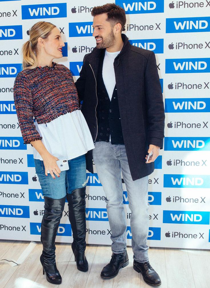 Η Wind υποδέχτηκε το iPhone X