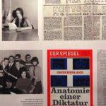 Ο αντιδικτατορικός αγώνας των Ελλήνων στη Γερμανία