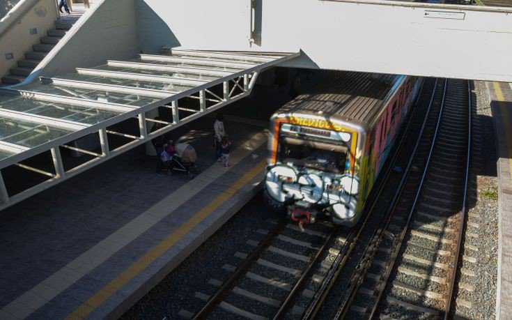 Στάση εργασίας την Κυριακή στον ηλεκτρικό σιδηρόδρομο