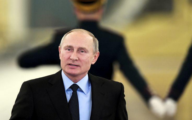 Στην Τεχεράνη ο Βλαντιμίρ Πούτιν