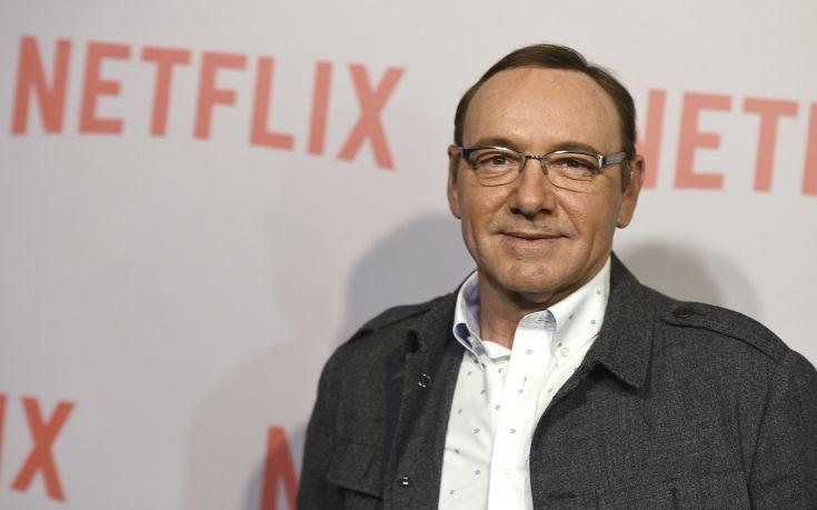 Το Netflix απέλυσε τον Κέβιν Σπέισι