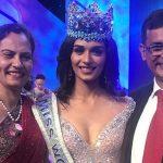 Η Ινδή φοιτήτρια Μάνουσι Τσίλαρ είναι η νέα «Μις Κόσμος»