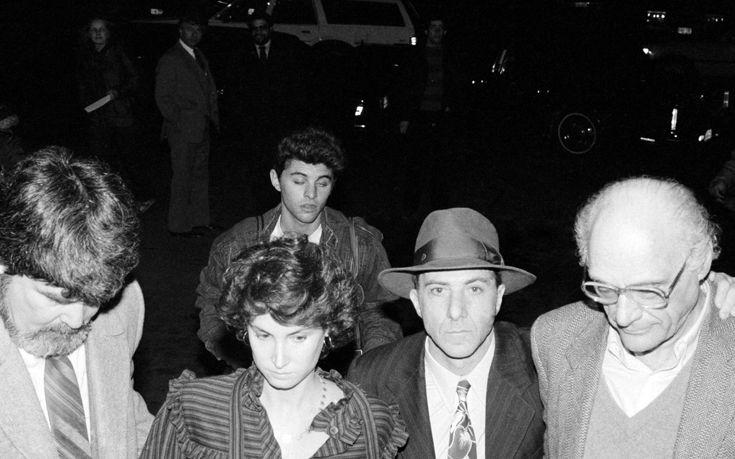 Dustin Hoffman Arthur Miller