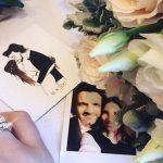 Παντρεύτηκε η Αθηνά Οικονομάκου