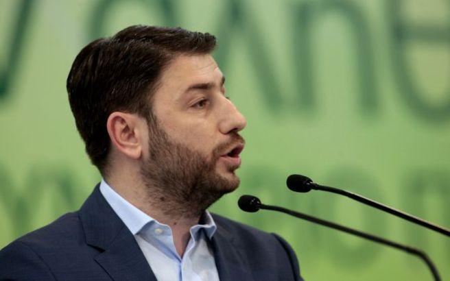 Ανδρουλάκης: Προεκλογικός μποναμάς το κοινωνικό μέρισμα