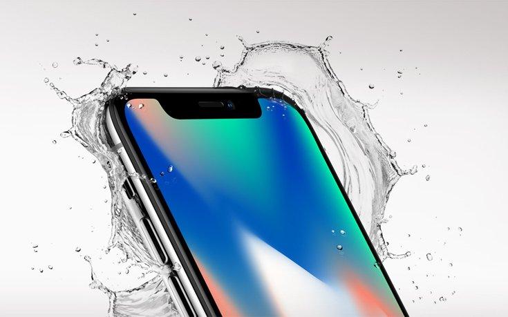 Μεγάλη ζήτηση του iPhone X το 2018