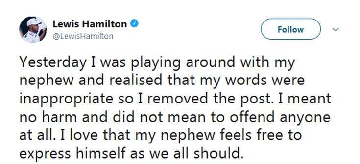 Σάλος με τα δημόσια σχόλια του Χάμιλτον για τον ανιψιό του επειδή ντύθηκε πριγκίπισσα