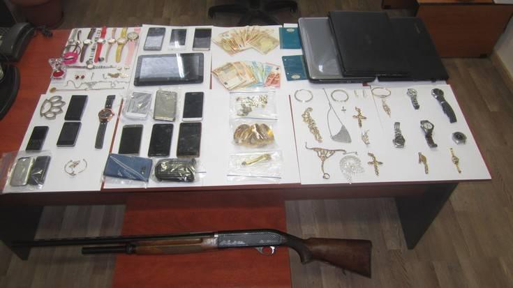 Εξαρθρώθηκε εγκληματική οργάνωση που έκανε 131 κλοπές σε σπίτια