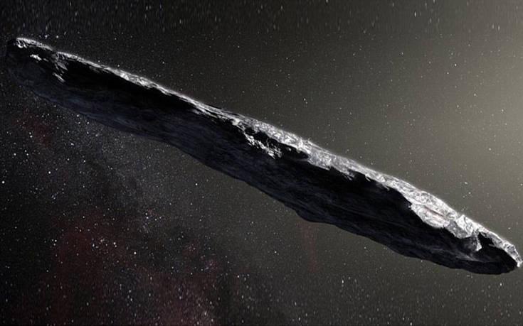 Αναζητούνται… εξωγήινοι σε αστεροειδή-πούρο
