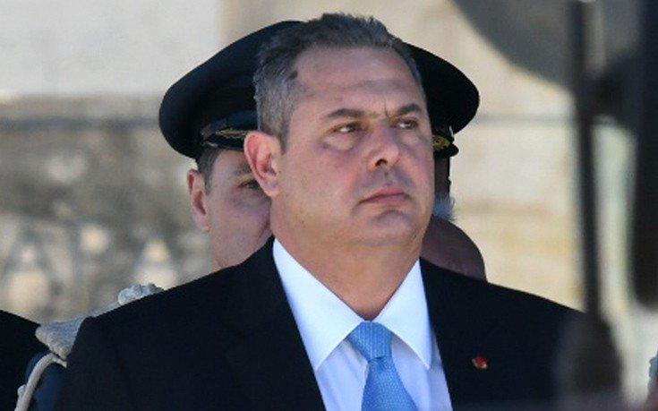 Πρώτη τριμερής συνάντηση υπουργών Άμυνας Ελλάδας, Κύπρου και Αιγύπτου