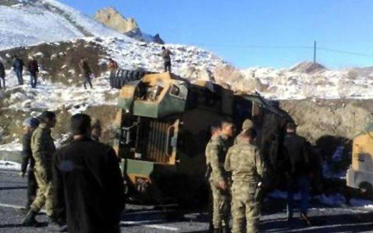 Η Τουρκία κρύβει τις απώλειες που έχει από τους Κούρδους