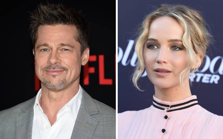 Φήμες θέλουν τον Brad Pitt ξανά ερωτευμένο