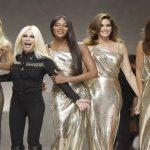 Δύο γενιές super model στη νέα καμπάνια του Versace