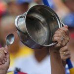 Διαδηλώσεις οργής στη Βενεζουέλα για την έλλειψη… χοιρινού