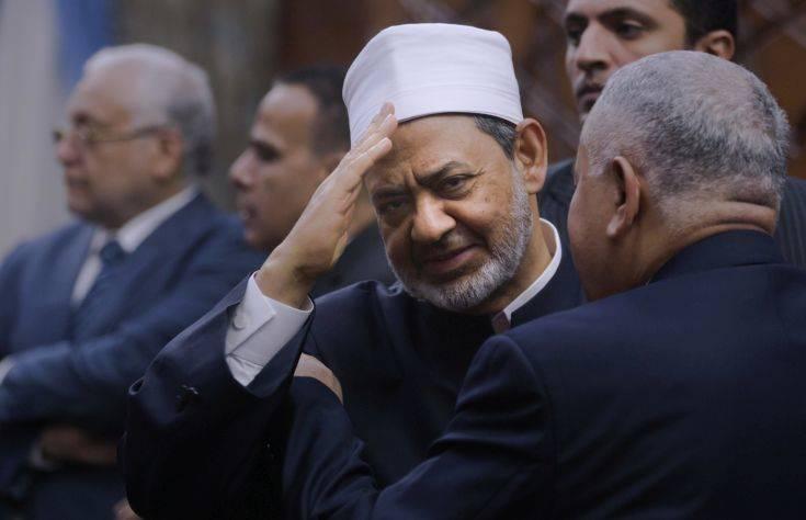 Ο μεγάλος ιμάμης του Αλ Άζχαρ αρνείται να συναντηθεί με τον Πενς