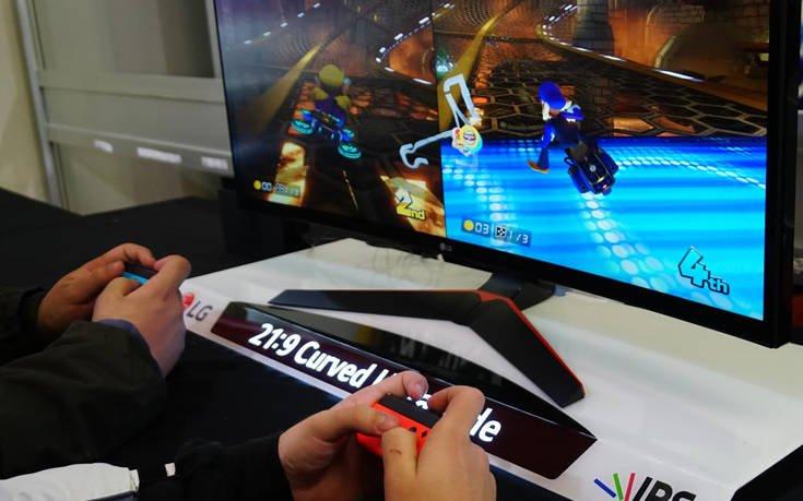 Η LG προσέφερε την απόλυτη UltraWide Gaming εμπειρία στο The Digital 360° Festival