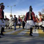 Οι Μωμόγεροι στην Κοζάνη, τα Ρουγκατσιάρια και το έθιμο της Πατερίτσας