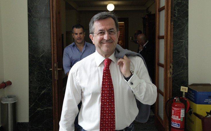 Νικολόπουλος: Και κρεμασμένο ανάποδα να με δείτε, δεν «πουλάω» τη Μακεδονία