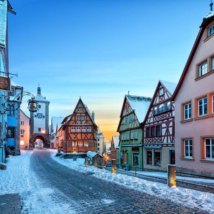 Rothenburg ob der Tauber Γερμανία