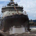 Ένα… ντηζελοηλεκτρικό θηρίο στην υπηρεσία του ρωσικού Στόλου της Βόρειας Θάλασσας