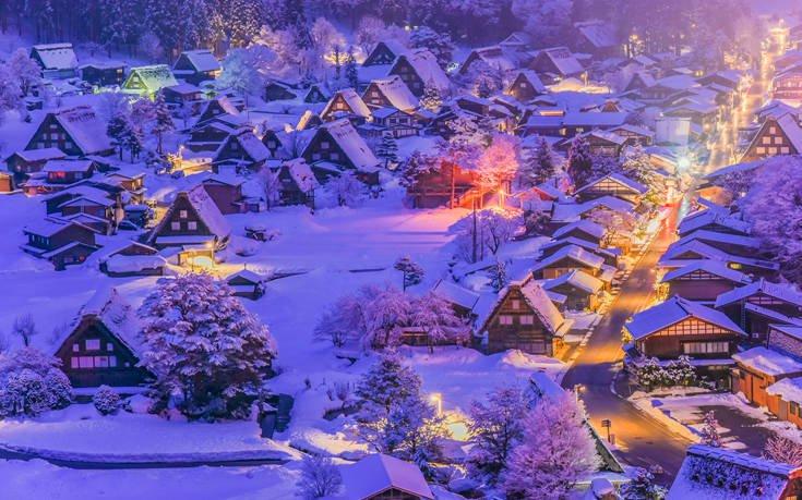 Gokayama Ιαπωνία
