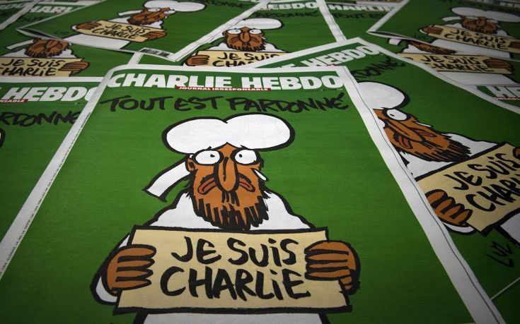 Je suis Charlie, τρία χρόνια από το τρομοκρατικό χτύπημα