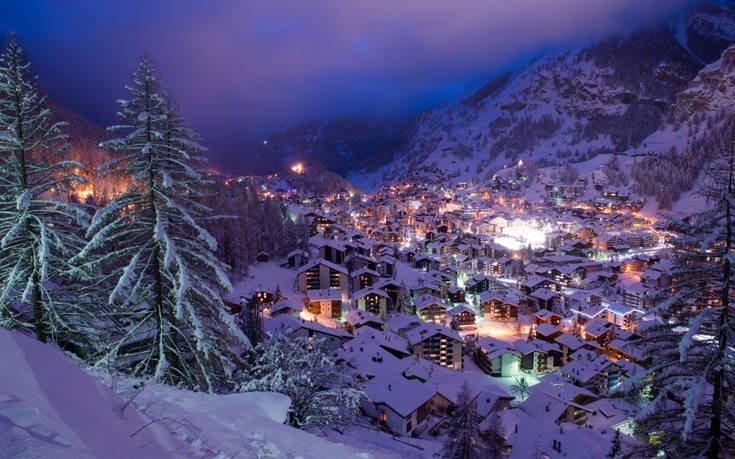 Zermatt Ελβετία