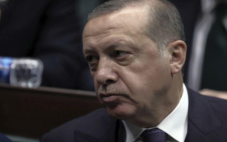Ερντογάν: Η Άγκυρα ελπίζει στη υποστήριξη της Γαλλίας για την ευρωπαϊκή πορεία της Τουρκίας
