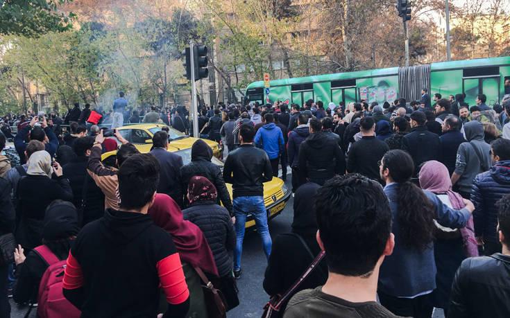 Ανήσυχο το Βερολίνο για τις εξελίξεις στο Ιράν