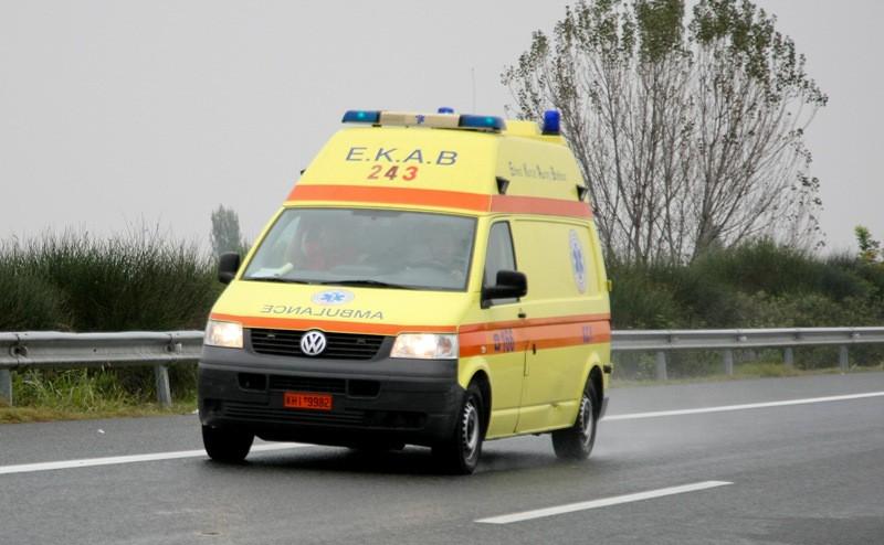 Τροχαίο με τραυματία στα Γιαννιτσά