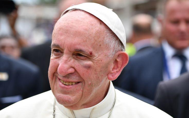 Πάπας Φραγκίσκος: Το ειρηνικό μέλλον αποτελεί δικαίωμα για όλους