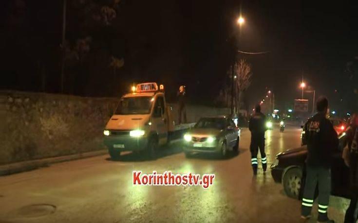 Μεθυσμένος οδηγός τράκαρε με έξι αυτοκίνητα