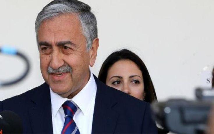 Ακιντζί: Εύχομαι λύση του Κυπριακού