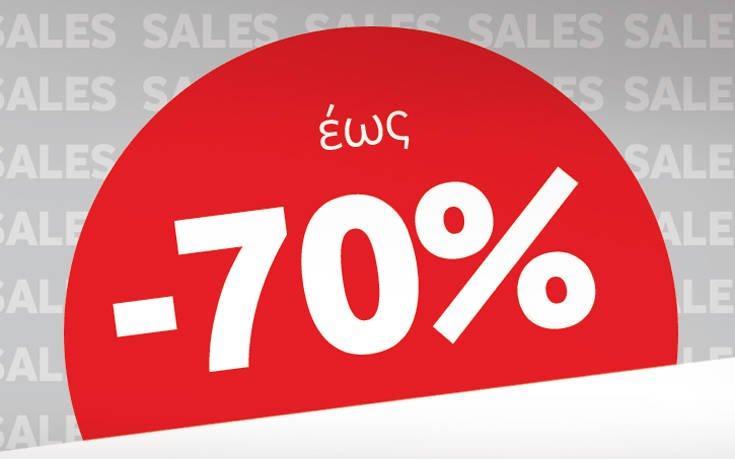 Εκπτώσεις έως και 70% σε 4G Smartphones, Tablets και Αξεσουάρ  από τα καταστήματα Vodafone