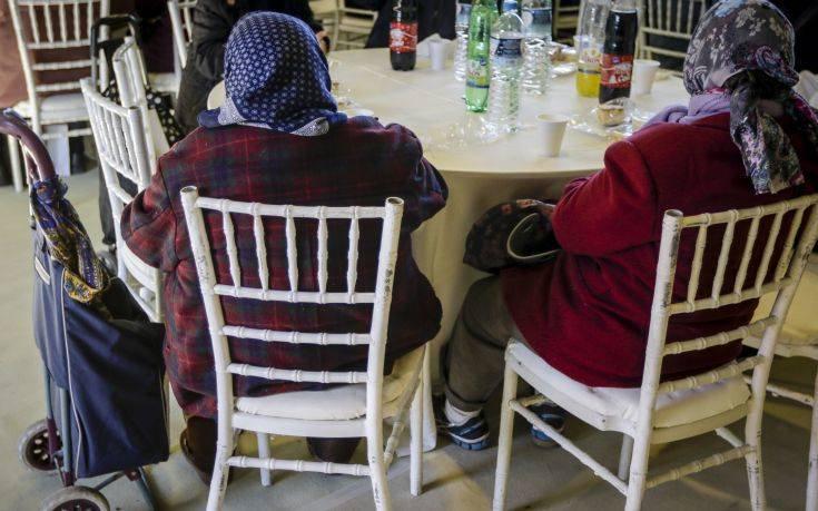 Γεύμα αγάπης προσφέρει σήμερα ο δήμος Νεάπολης- Συκεών