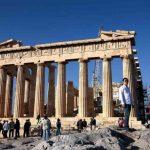 Στην Ελλάδα 26 εκατομμύρια τουρίστες το εννιάμηνο του 2017
