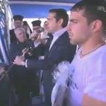 Φθηνά καύσιμα και επιδότηση εισιτηρίων υποσχέθηκε ο Τσίπρας από την Κάλυμνο