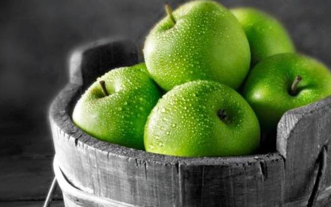 Πράσινο μήλο για την τριχόπτωση