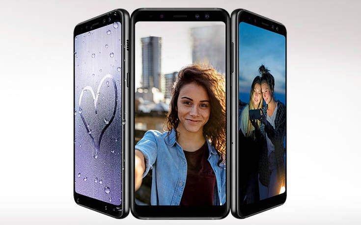 Πρεμιέρα στην αγορά για το νέο Samsung Galaxy Α8