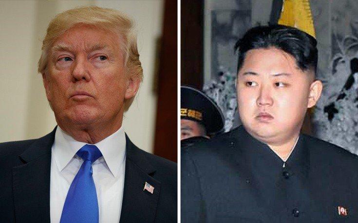 Τραμπ: Θα μιλούσα με τον Κιμ Γιονγκ Ουν στο τηλέφωνο