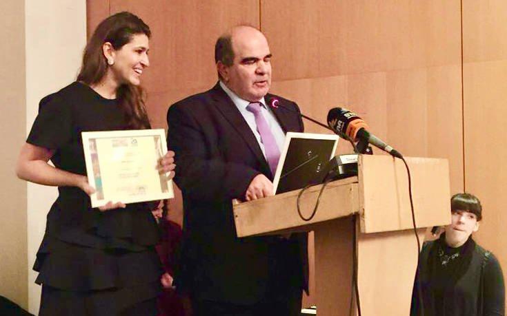 Η UNESCO τίμησε το δήμο Μυκόνου για την προσφορά του στον πολιτισμό