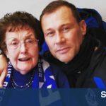 Η ξεχωριστή ημέρα του Αγίου Βαλεντίνου για την εκατοντάχρονη φίλη της Έβερτον