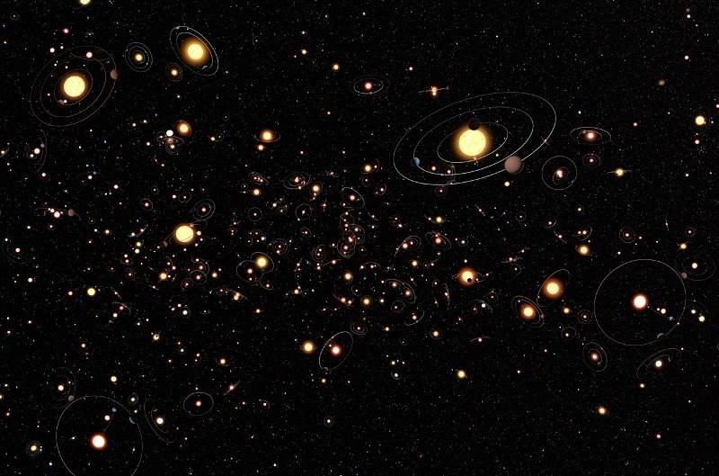 Το διαστημικό τηλεσκόπιο «Κέπλερ» ανακάλυψε άλλους 95 εξωπλανήτες