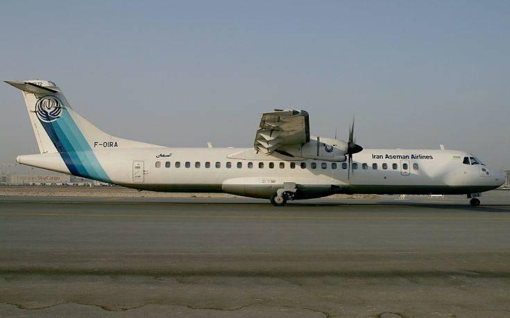 Τα σωστικά συνεργεία δεν έχουν φτάσει ακόμα στο σημείο συντριβής του ATR 72